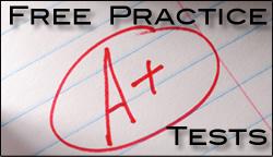 Free Online Math Practice Tests!