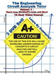 Engineering Circuit Analysis Volume 1 10 Hour Course