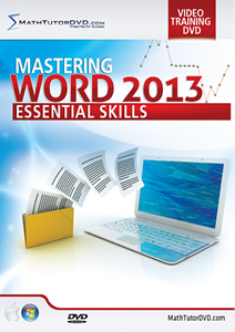Mastering Microsoft Word 2013 - 5 Hour Video Tutorial