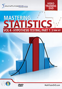 Mastering Statistics - Vol 4Hypothesis Testing - Part 1