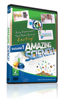 Amazing Science! - Volume 1