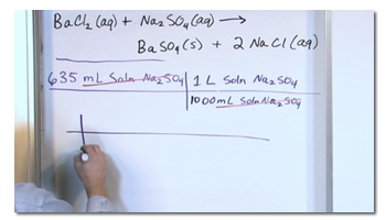 Lesson 16 - Stoichiometry Problems involving Solutions